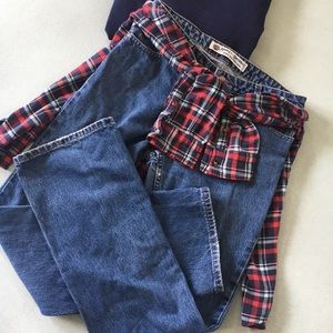 Harley Davidson size 6 jeans